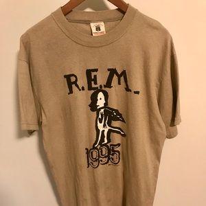 Vintage 1995 R.E.M Tee